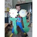 Mason's Fantastic Times Tables Flowers
