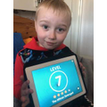 Well done Ruslan! Level 7 on Lexia
