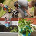 Ronnie gardening