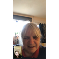 Keira reading on FaceTime