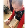Ruslan reading