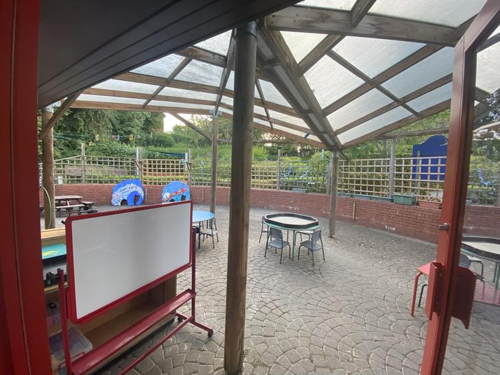 Our Outdoor Area (angle 2)