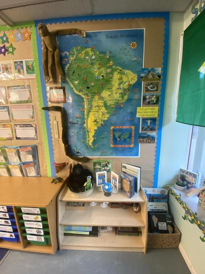 Our Continent Corner