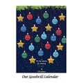 Our Goodwill Calendar