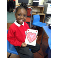 'I am really happy with my card.'
