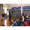 Alim Kamara Storytelling