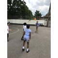 Cricket with Mr. Lannen