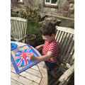 This is a great Union Jack flag Luke!