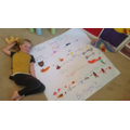 An amazing story map Maggie