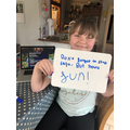 Thanks for your message Lyla!