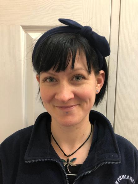 Mrs Carla Gillam - Catering Assistant
