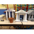 Some of our wonderful Parthenon temples