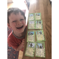 Wow Luke! These Top Trumps cards are brilliant!