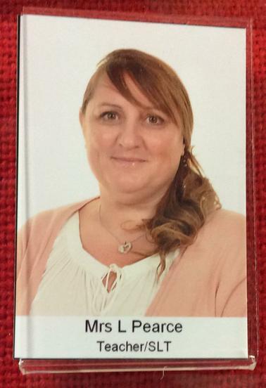 Mrs Pearce.  Year 6 Teacher and KS2 Leader (SLT)