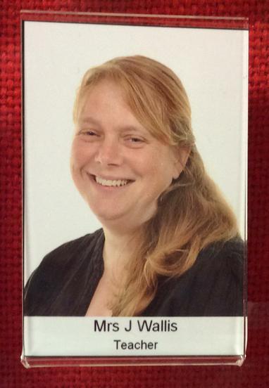 Mrs Wallis.  Early Years Teacher.