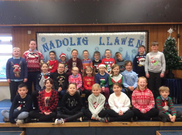 Merry Christmas class 9.