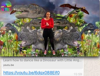 dino dance 2