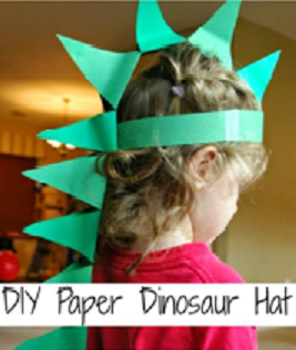 Dinosaur crown