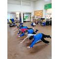 Yoga with Mr Horton