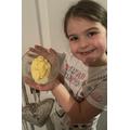 Making butter