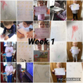 Week 1 of home Learning