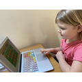 Practising maths using Hit the Button!
