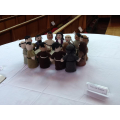 The knitted 'Last Supper'