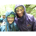 Charlie and Miss Swann, opting for a mud beard.