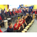 Drumming for Carnival Music