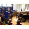 Mr Cohen - a Jewish teacher