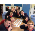 Team work - matching equal representations.