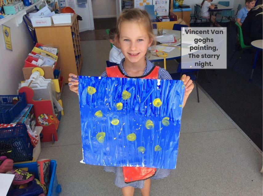 Starry Starry Night!