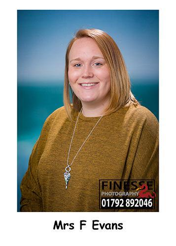 Mrs Francesca Evans  Cover Supervisor