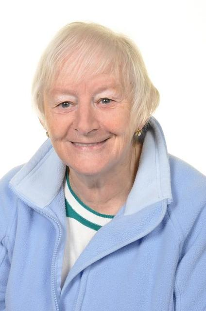 Mrs Pam Davies Governor