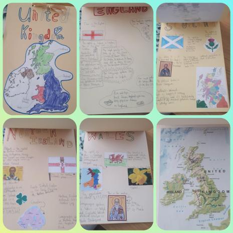 Hania's UK project