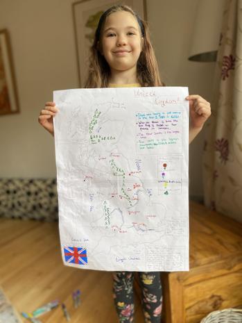 Anya's UK project