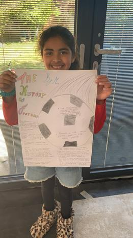 Maia's football project
