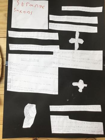 Louie's Anglo-Saxon project