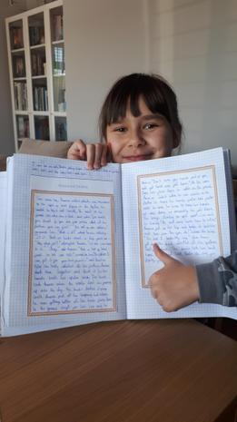 Amazing English work Hania!