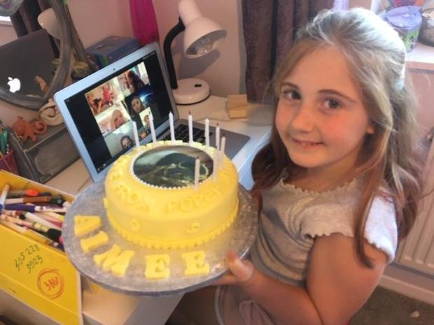 Happy Birthday Aimee!