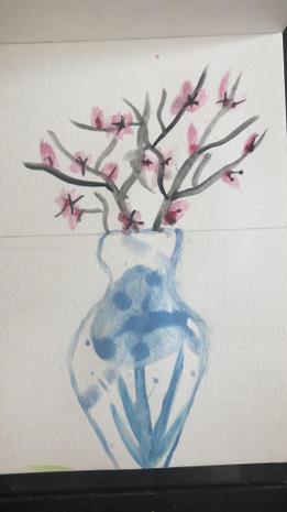 Elizabeth's beautiful artwork