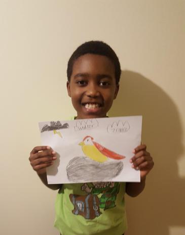 Walter's lovely artwork!