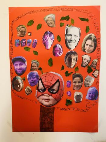Martha's Family Tree project