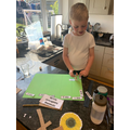 Making a sunflower chart