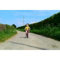 Bike rides in the sun