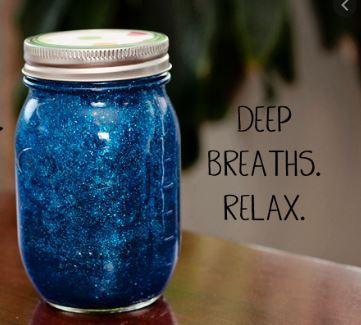 Calm jar