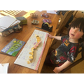 Storytime- Making Nessie