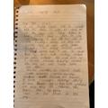 A lovely letter