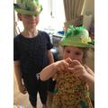 Lovely Easter bonnets