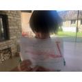 Mark making- The Loch Ness Monster!